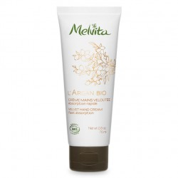 Crème mains veloutée L'Argan Bio - MELVITA