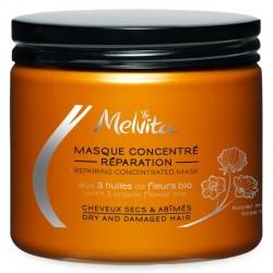 Masque concentré réparation - MELVITA - 175ml