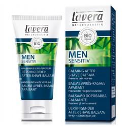 Baume après-rasage apaisant - LAVERA Men Sensitiv - 50ml