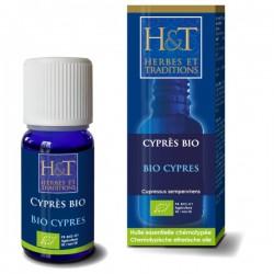 Huile essentielle de Cyprès bio - HERBES ET TRADITIONS - 10ml