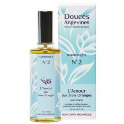 L'amour aux 3 oranges - DOUCES ANGEVINES - 100ml