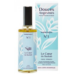 Le coeur de baobab - DOUCES ANGEVINES - 100ml