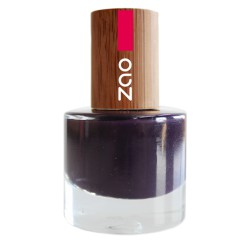 Vernis à ongles 651 Prune - ZAO - 8ml
