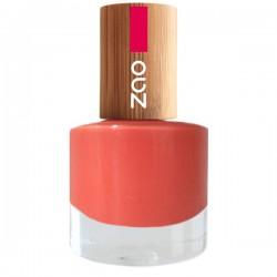Vernis à ongles 656 Corail - ZAO - 8ml