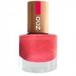 Vernis à ongles 657 Rose fuchsia - ZAO - 8ml