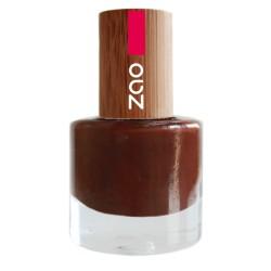 Vernis à ongles 645 Cacao - ZAO - 8ml