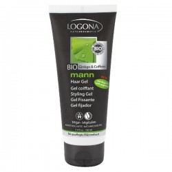 Gel coiffant mann - LOGONA - 150ml