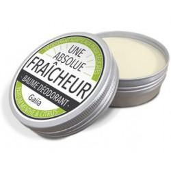 Baume déodorant Fraicheur - GAIIA - 50ml