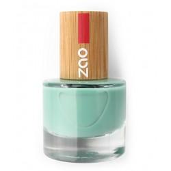 Vernis à ongles 660 Vert d'eau - ZAO - 8ml