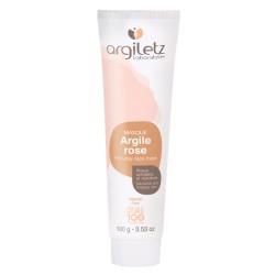 Masque argile rose - ARGILETZ
