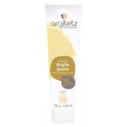 Masque argile jaune - ARGILETZ